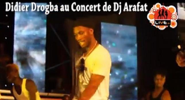 Χορευταράς ο Ντρογκμπά (video)