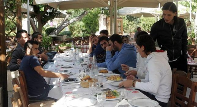«Οικογενειακό δείπνο» στον Ολυμπιακό