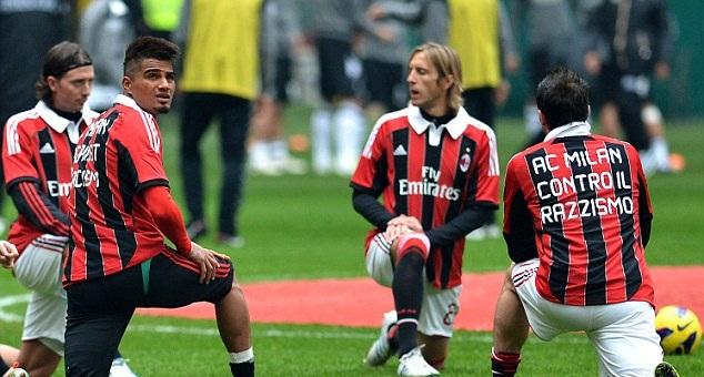 Αποφάσεις για διακοπή αγώνων λόγω ρατσισμού στην Ιταλία