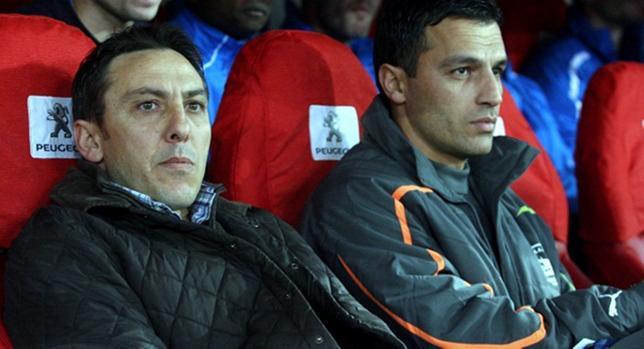 Παπαδόπουλος: «Παίζαμε με τον καλύτερο της Ελλάδας»