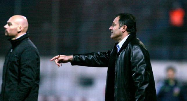 Καλαϊτζίδης: «Μας εμπόδισε ο διαιτητής»