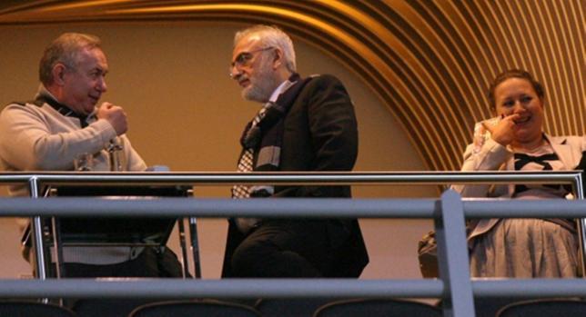 Συνάντηση Σαββίδη-Στουρνάρα