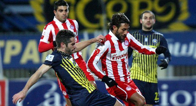 Αστέρας Τρ.-Ολυμπιακός 0-1 (τελικό)
