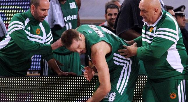 Τραυματίστηκε ο Μπράμος!