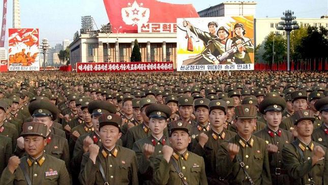 Φόβοι για ισχυρή πυρηνική δοκιμή στη Β. Κορέα