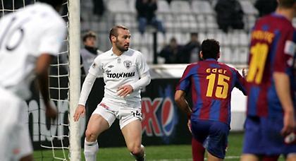 Ώπα, να σου μια μεγάλη νίκη του ΠΑΟΚ κόντρα στην Κέρκυρα