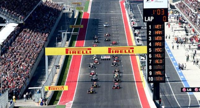 Στην… αρένα της Formula 1 (Part II)