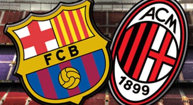 Vamos Barca Vs Forza Milan