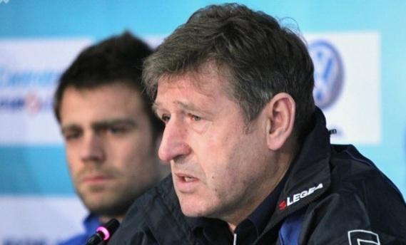 Σούσιτς: «Καλή η ισοπαλία, αλλά πάμε για νίκη»