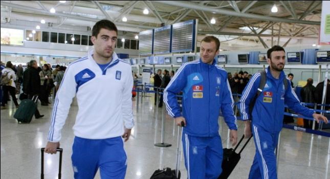 Στη Βοσνία η αποστολή της Εθνικής