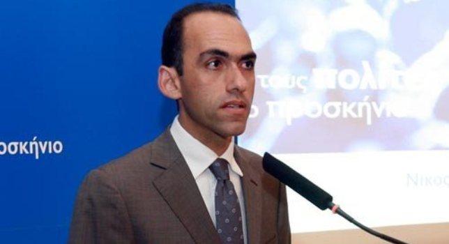 Ο Χάρης Γεωργιάδης νέος υπουργός Οικονομικών
