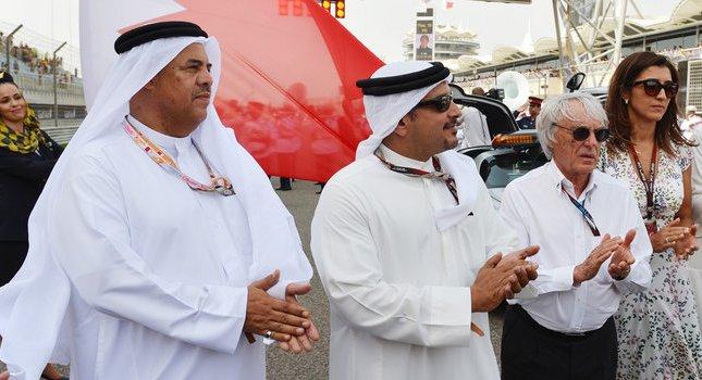 Κοντά σε νέα συμφωνία F1 και Μπαχρέιν