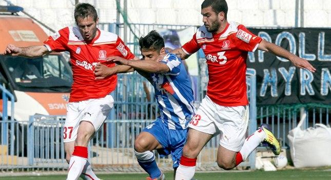 Οι Σέρρες έβαλαν φωτιά στην Football League