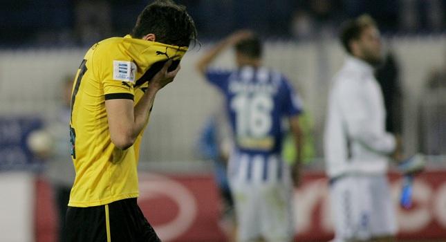Οριστικά έπεσε κατηγορία η ΑΕΚ μετά την απόρριψη της έφεσης.