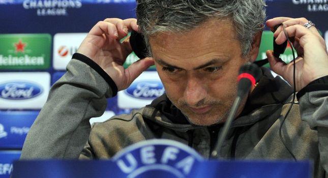 Μουρίνιο: «Αν δεν φτάσουμε στον τελικό θα είναι δική μου αποτυχία»