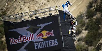 To Red Bull X-Fighters στο Glen Helen
