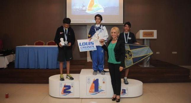 Πολυνίκης ο ΙΟΠ στα Πανελλήνιο Πρωτάθλημα Optimist και Laser 4.7