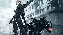 To Metal Gear Rising: Revengeance  PC!