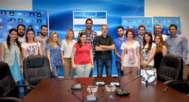 Συνάντηση μεταπτυχιακών φοιτητών με Μώραλη