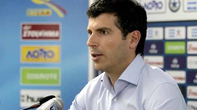 Χριστόπουλος: «Δεν φταίνε οι παίκτες»