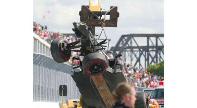 Νεκρός κριτής στο Grand Prix του Καναδά