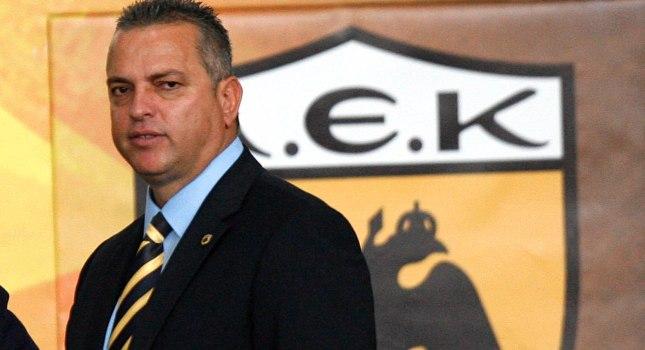 Επιστρέφει στην ΑΕΚ ο Δημητριάδης