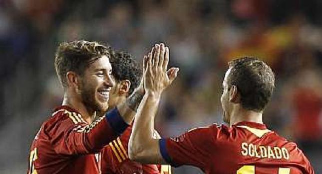 Αυτή ήταν Ισπανία!