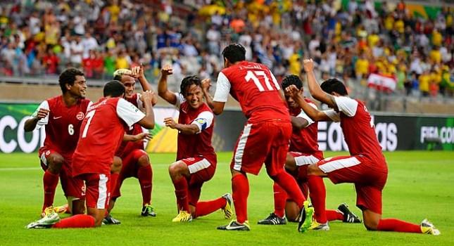Ισπανία, πρόσεχε... Έρχεται η Ταϊτή!