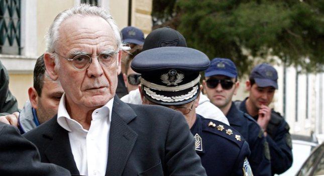 «Καμπάνα» 613.000 ευρώ στον Άκη από το Ελεγκτικό Συνέδριο