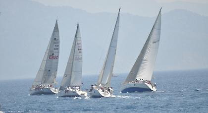 Συνεχίζεται κανονικά το Cyclades Regatta 2013