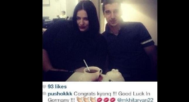 «Καλή τύχη στη Γερμανία Χενρίκ»