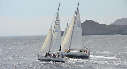 Ολοκληρώθηκε ο «Cyclades Regatta» του Ν.Ο.Τ.Κ.