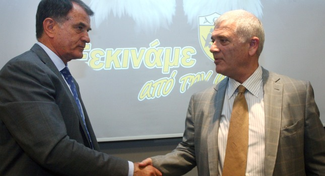 Μπάγεβιτς: «Έχουμε όρεξη, έχουμε δύναμη» (video)