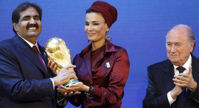 «Χρυσάφι» για το Μουντιάλ του Κατάρ