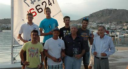 Ολοκληρώθηκε το Πανελλήνιο Πρωτάθλημα Ιστιοπλοΐας στην Σαλαμίνα