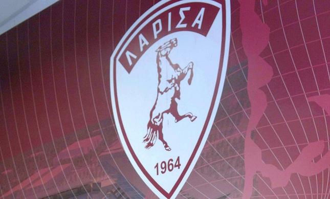 Εκτός Football League η Λάρισα!
