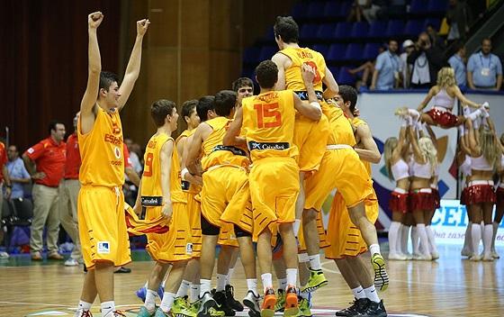 Το σήκωσε η Ισπανία στους Παίδες