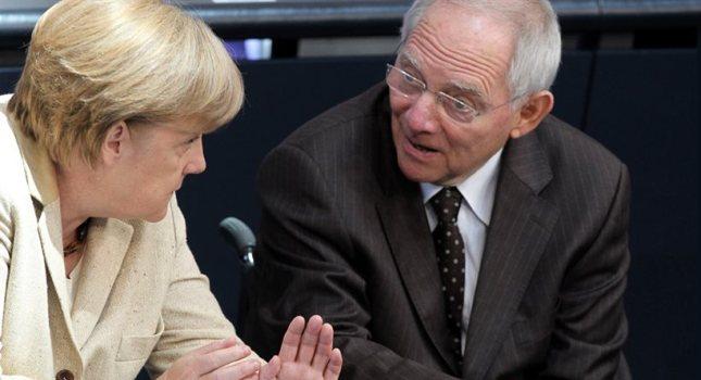 Σόιμπλε: Η Ελλάδα θα χρειαστεί νέα βοήθεια μετά το 2014