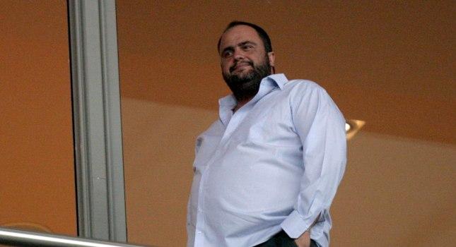 Μαρινάκης: «Σας εμπιστεύομαι απόλυτα»