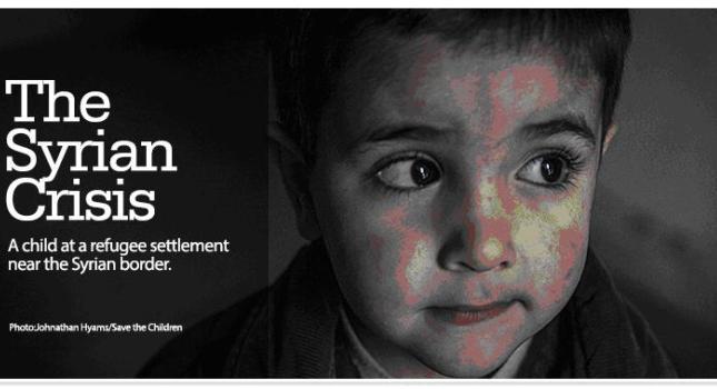 Συρία: Ένα εκατομμύριο παιδιά θύματα πολέμου