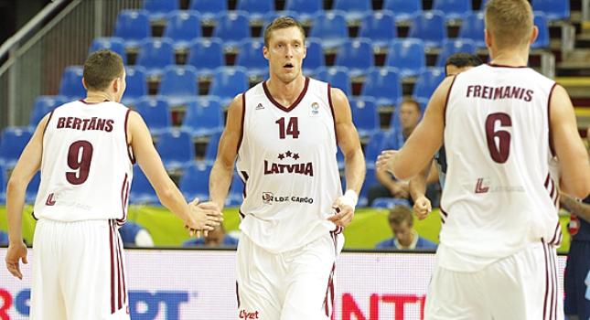 Πολύ σκληροί οι Λετονοί