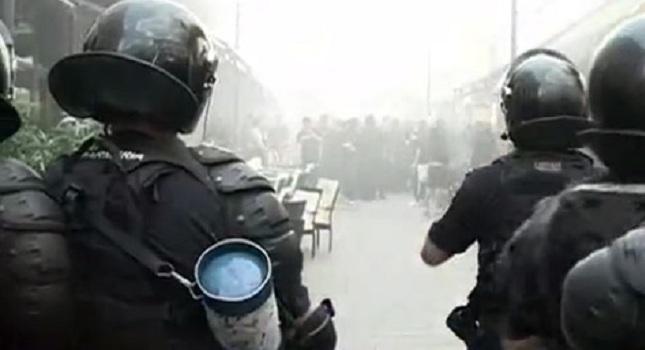 Eπεισόδια πριν από το Ρουμανία-Ουγγαρία