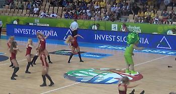 Harlem Shake στο Ευρωμπάσκετ (Web TV)