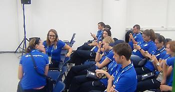Ο μπλε «στρατός» του Ευρωμπάσκετ
