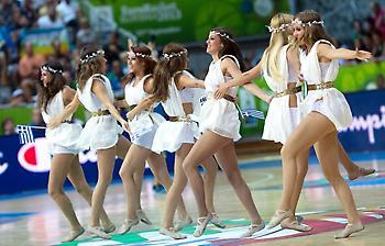 Συρτάκι στο Ευρωμπάσκετ (Web TV)