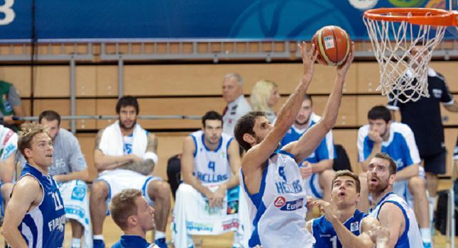 Η Ελλάδα των 9 πρωταθλητών Ευρώπης...