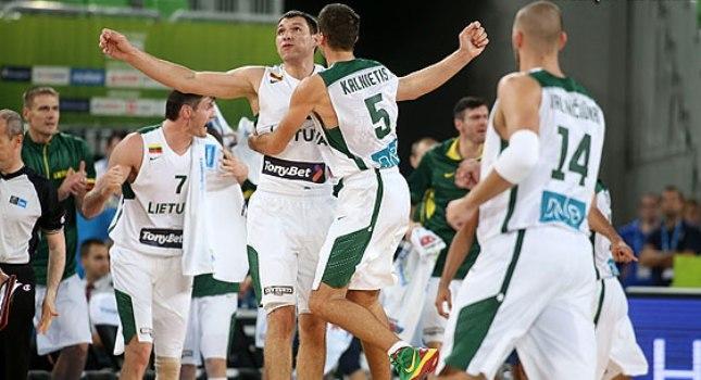 Στον τελικό η Λιθουανία με σούπερ Ματσιούλις!