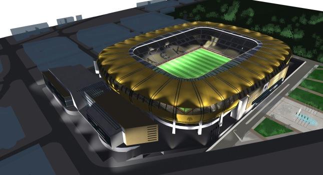 «Όμορφο και νόμιμο το γήπεδο της ΑΕΚ»!