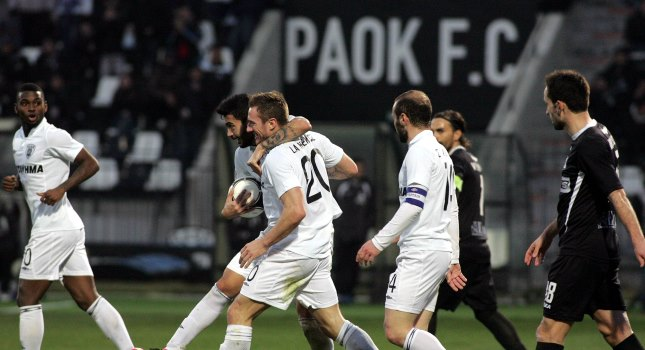 Με 600 οπαδούς ο ΠΑΟΚ στην Κρήτη