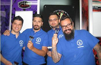 Ανασκόπηση προκριματικών top darts league